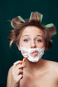 Receta casera para disminuir o eliminar el vello facial ~ Belleza y Peinados