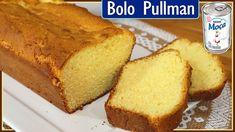 Bolo Tipo Pullman, Bolo Cake, Cornbread, Banana Bread, Muffin, Ethnic Recipes, Desserts, Cupcake, Food