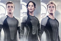 Catch Your Breath: The New 'Hunger Games: Catching Fire' Posters Are Here! | TeenVogue.com