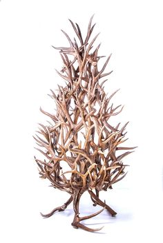 Antler Christmas Tree (un-decorated)               I can see this in your house Elisabeth...