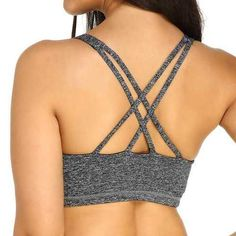 KissLace Seam Free Padded Criss Cross Sports Bra Sports Bra Online, Criss Cross, Sport Outfits, Active Wear, Sporty, Clothes For Women, Lace, September