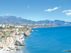 Where Is Costa Del Sol | some items zamiast ceny Andalusia Spain, All Inclusive, Traveling By Yourself, Travel Destinations, Water, Outdoor, Road Trip Destinations, Gripe Water, Outdoors
