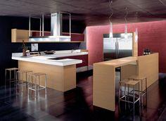 Cocinas modernas #kitchen #modern