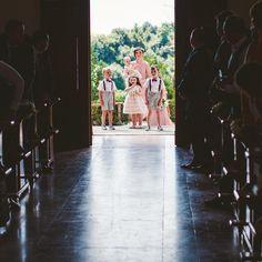 Church ceremony at Borgo di Tragliata Church Ceremony, Irish Wedding, Italy Wedding, Greenery, Real Weddings, Rome, Bridesmaids, Wedding Photography, Day