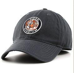 new arrival 86c04 f1eea Tiger Stadium Hat Tiger Stadium, Detroit Tigers, Other Accessories,  Baseball Hats, Basketball