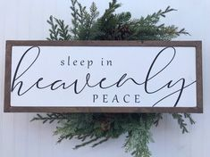 This Sign Measures Sizes might vary slightly The sign pictured is Cream Background with Black Lettering and Mediu Christmas Canvas, Christmas Signs Wood, Holiday Signs, Christmas Art, Christmas Projects, Holiday Crafts, Christmas Holidays, Christmas Decorations, Holiday Ideas