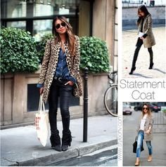 StyleOnV | LIFE + STYLE + BEAUTY DIARIES : MAKE A STATEMENT WITH LEOPARD | LUXE TO LESS