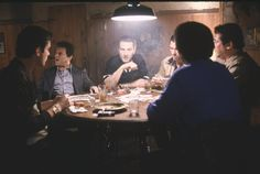 """""""You know, we always called each other goodfellas. Like you said to, uh, somebody, """"You're gonna like this guy. He's all right. He's a good fella. He's one of us."""" You understand? We were goodfellas. Wiseguys."""" -Henry"""