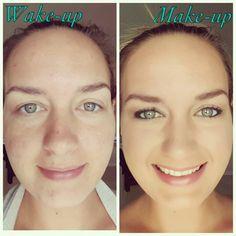 Wake up to make up #younique www.heatherslashboutique.com