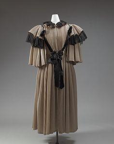 Coat (Dolman)  Date: ca. 1894 Culture: American or European