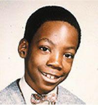 Young Eddie Murphy actor de comedia n.en Brooklyn en 1961