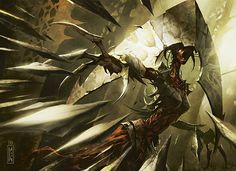 Getting to Know the Praetors : Daily MTG : Magic: The Gathering