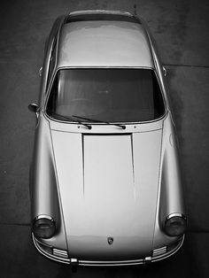Classic Porsche 911. well, not really a piece of clothing, but a great accesory