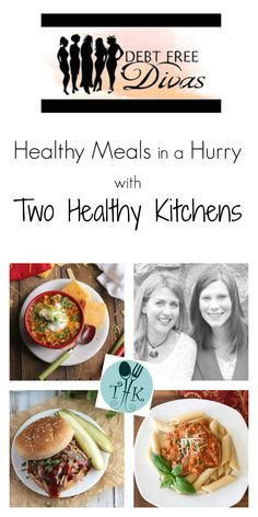 Two Healthy Kitchens creators, Shelley and Gretchen, are nutrition specialists who love a delicious, nutritious meal. They know how to get it done in a hurry. This podcast will help you succeed with the 30-day Meals @ Home Challenge.