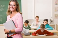 """""""I Teach For 7 Straight Hours In Stilletos And Never Stop Smiling!"""" What Stock Photos Tell Us About Teaching"""