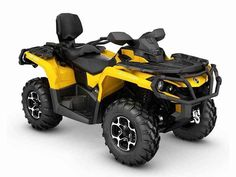 New 2016 Can-Am Outlander MAX XT 570 ATVs For Sale in Connecticut. 2016 Can-Am Outlander MAX XT 570, Get equipped for off-road adventure with more standard features and added value. Take advantage of the Can-Am exclusive Tri-Mode Dynamic Power Steering (DPS), a 3,000 pound winch, and heavy-duty front and rear bumpers that are ready to take on every adventure.
