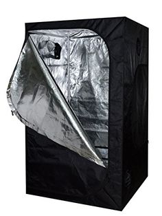 TMS 48x48x78 100% Reflective Mylar Hydroponics Indoor Grow Tent Non Toxic Room 4x4x6.5ft  sc 1 st  Pinterest & All About DIY Complete Indoor Grow Tent Kits | Hydroponic Store ...