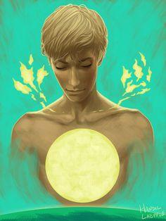 Apollo God of the Sun by HansilLaepple on Etsy