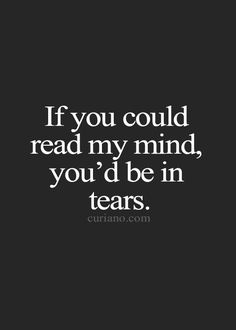 Lol and if that was any way possible... the truth will always be hurtful than a lie.... finding out it was a lie is even worse.... the truth hurts but it heals to know