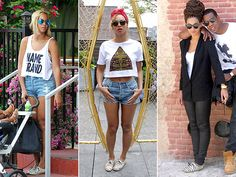 TABITHA SIMMONS ESPADRILLES  photo | Beyonce Knowles
