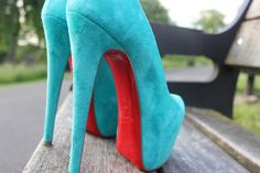 #Shoes #Blue #Woman_Glam