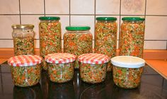 Rôzne Archives - Page 5 of 27 - Báječná vareška Spice Mixes, Kitchen Hacks, Pickles, Diet Recipes, Herbalism, Salsa, Cereal, Mason Jars, Korn