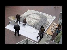 The Rocks Aroma Festival - Mona Lisa Coffee Sculpture (2:06)