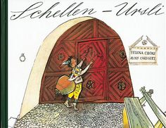 Schellen-Ursli of the Swiss Alps - Graubünden Switzerland Little Boy Names, Little Boys, Ex Libris, Famous Pictures, Nz Art, Swiss Design, Swiss Alps, Expositions, Stories For Kids