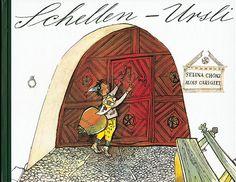 Schellen Ursli - a classic Swiss children's book.