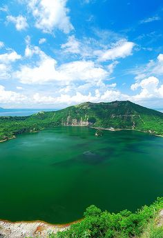Taal Lake – Luzon, Philippines