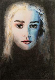 Daenerys realistic