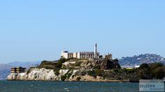 Alcatraz - Check more at https://www.miles-around.de/nordamerika/usa/kalifornien/sfo-fishermans-wharf-und-cable-car/,  #AlamoSquare #CableCar #Fisherman'sWharf #Geocaching #GoldenGateBridge #Kalifornien #Reisebericht #SanFrancisco #USA