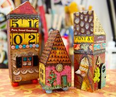 Tinytopia and The Magic of Little Things - Artful Gathering Retreats with Mary Jane Chadbourne