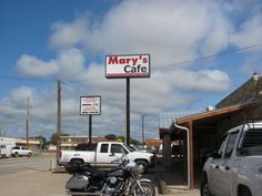 Mary's is the epitome of a hometown, Southern restaurant: small, unassuming, and not the least bit flashy.