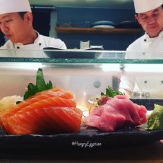 Freshest sashimi in town   FACT: did you know it takes approximatively 3 years for someone to be a sushi chef   _____  Nobu Park Lane  London  _____  #HungryEgyptian #Food #Foodie #LondonEat #LondonFood #Chinese #MichelinGuide #DimSum #SeaFood #Lunch #ChineseFood #Nobu #Japanese #BeefTataki  #Foodblog #StirFry #Veggies #Vegetables #Mushrooms #Mushroom #London #Vegetarian #Healthy #HealthyFood #Beef #Tataki #nobuLondon #nobu by hungryegyptian