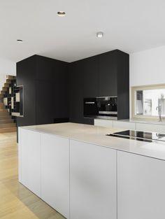 House in Vienna by Sono Arhitekti | HomeAdore