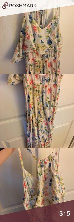 Lauren Conrad maxi dress Lauren Conrad maxi dress LC Lauren Conrad Dresses Maxi