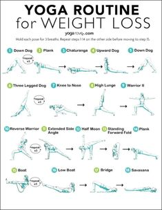 yoga routine Lose weight and boost your metabolism with this simple 15 minute routine any beginner can do. Yoga Fitness, Fitness Workouts, Mini Workouts, Short Workouts, Exercise Workouts, Exercise Equipment, Yoga Pilates, Yoga Moves, Stretching Exercises