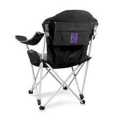 Reclining Camp Chair Northwestern University Wildcats