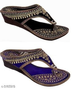 Checkout this latest Flats Product Name: * Pretty Ethnic Velvet Embroidery Flats ( Pack Of 2 )* Sizes:  IND-3, IND-4, IND-5, IND-6, IND-7, IND-8 Country of Origin: India Easy Returns Available In Case Of Any Issue   Catalog Rating: ★4.1 (1065)  Catalog Name: Women's Pretty Ethnic Velvet Embroidery Flats Vol 2 CatalogID_434748 C75-SC1071 Code: 662-3165919-997
