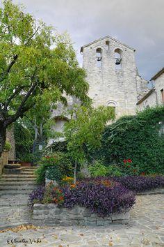 Abbazia di Sant'Elena - Serra San Quirico (AN)province of Ancona Marche #lemarche