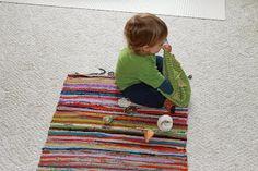 Mystery bag- Montessori Beginnings: 16 months