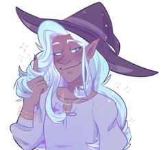 I love this elf wizard boi The Adventure Zone Taako, Adventure Zone Podcast, S Gif, Mcelroy Brothers, Under Your Spell, Character Design Inspiration, Hair Colour, Dungeons And Dragons, Art Reference