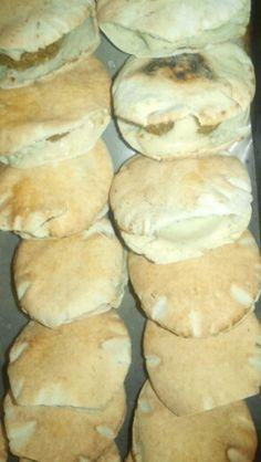 Arabic stuffed bread