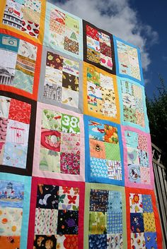Another layout for I Spy Quilts Quilting Projects, Quilting Designs, Sewing Projects, Quilting Ideas, Boy Quilts, Scrappy Quilts, Patchwork Patterns, Quilt Patterns, Block Patterns