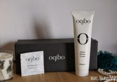 Oqibo Hydra Restore Cream reviewed by Make, Do & Push #bbloggers #skincare #reviewed