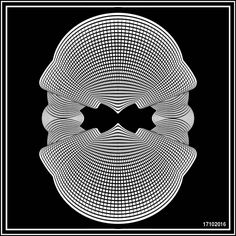 17102016.  #adobe #illustrator #photoshop #graphic #design #diseño #grafico #blancoynegro #black #white #envelope #distort #digital #art #curves #space #espacio #curvas #illustration #abstractart #abstract