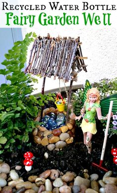 Hometalk :: DYI Fairy Garden Ideas :: Mary B's clipboard on Hometalk