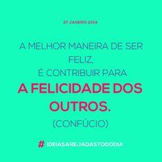 27/01/2014 #ideiasarejadastododia