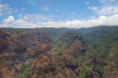 The Grand Canyon of Kauai